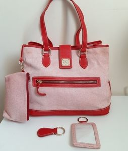 Dooney and Bourke Tote Handbag